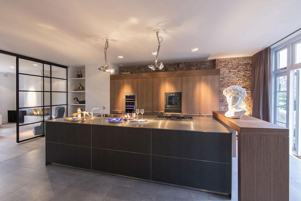 Современный интерьер квартиры фото