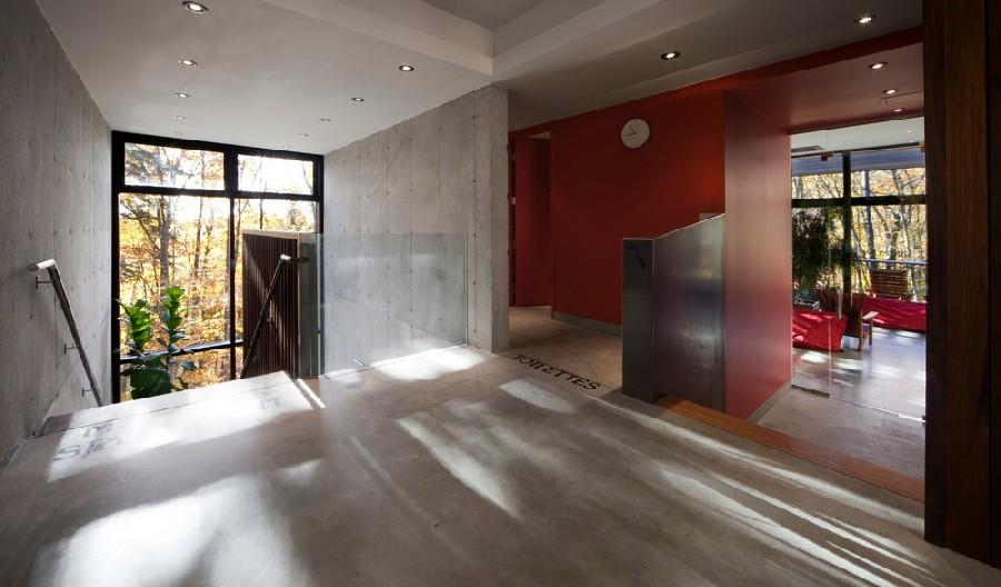 Современный интерьер массажного салона
