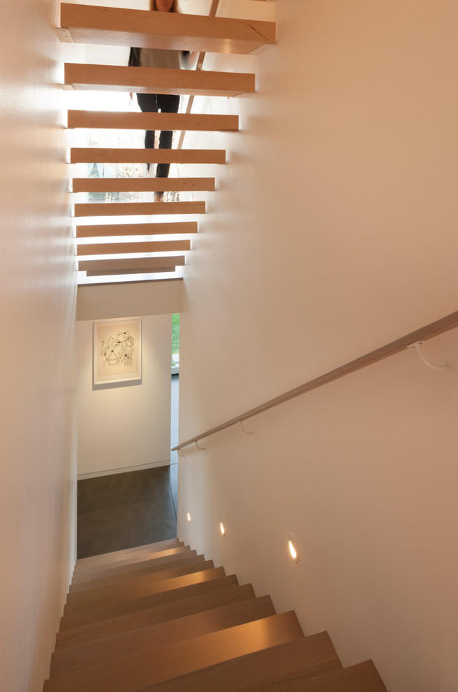 Дом в стиле Тюдоров со смелым современным фасадом