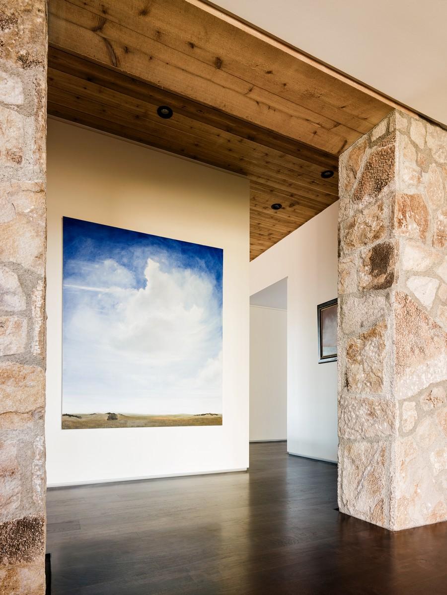 Дом в Калифорнии: радушная территория открытых и замкнутых пространств