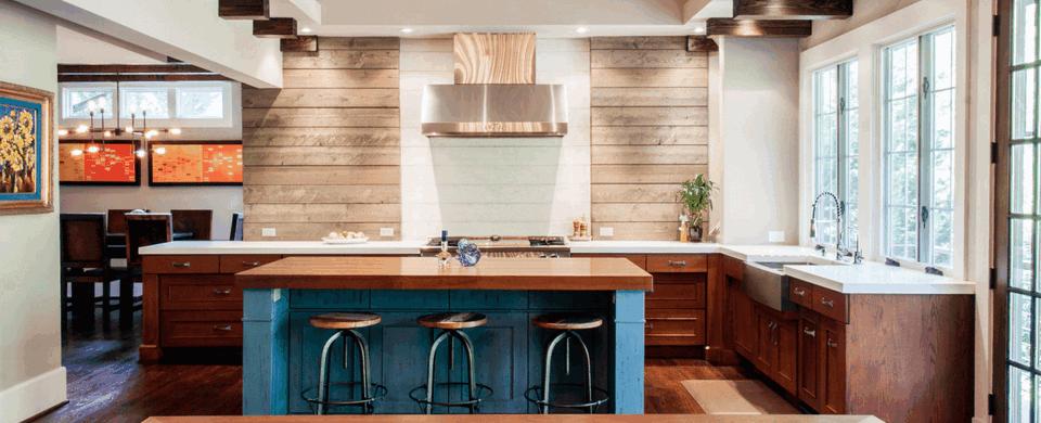 Семь способов обновить интерьер кухни