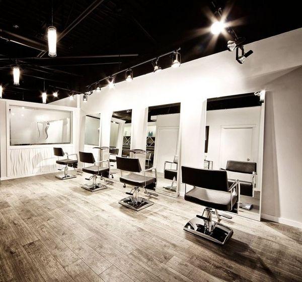 Дизайн интерьера парикмахерской
